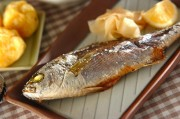 魚の塩焼き