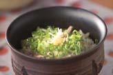 サンマ炊き込みご飯