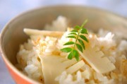 タケノコご飯