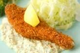 塩鮭フライ・タルタルで