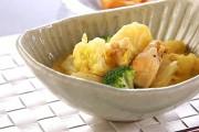 鶏肉のクリーム煮