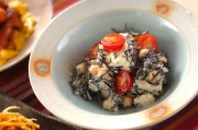 ヒジキと豆腐のサラダ