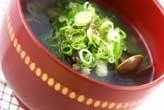 シジミのスープ