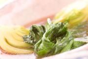 チンゲン菜の炒め煮