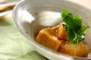 高野豆腐の揚げ煮