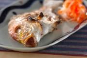 連子鯛の塩焼き