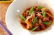 豚バラとイカ煮