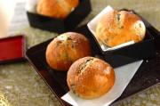 豆腐とワカメのパン