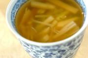 タケノコのヘルシースープ