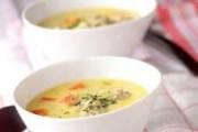 ミートボールのスープ