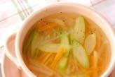 いろいろ野菜スープ