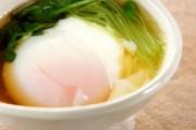 手作り温泉卵