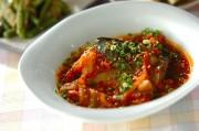 サバのキムチ煮