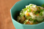 里芋の和風ポテトサラダ