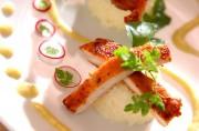 フレンチ風地鶏寿司