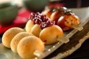 里芋のモチッと団子パン
