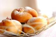 甘酒桜パン