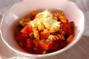 カラフル野菜のトマト煮