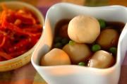 サキイカ入り里芋の煮物