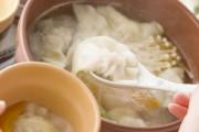 餃子つるりん鍋