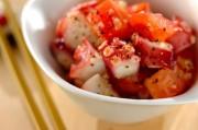 タコとトマトのサラダ
