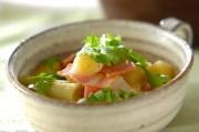 ネギのスープ煮