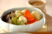 ゴマダレ温野菜