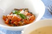 イワシのトマト煮込み