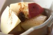 リンゴとお芋のおやつ