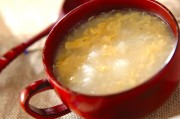 とろとろとろろと卵の中華スープ