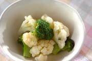 温野菜のユズコショウサラダ