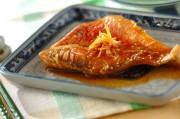 ご飯がすすむ和食!赤魚の煮付け