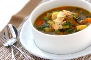 ラム肉のカレースープ煮