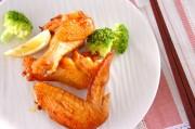 鶏手羽のエスニック焼き