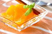 ハチミツ風味のオレンジ