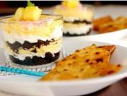 Sweetパフェ&チップス