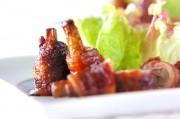 ゴボウの豚ロール焼