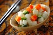 コロコロ野菜の塩麹和え
