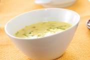 レタスのカレースープ
