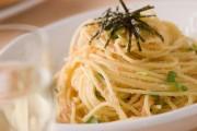 定番!タラコスパゲティ