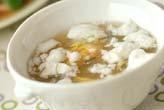 卵トロトロスープ