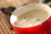 豆乳みそ汁