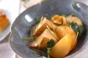 ほっとする味 厚揚げと大根の煮物