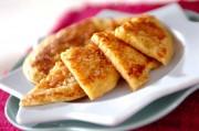 豆乳メープルパンケーキ
