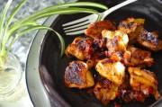 塩トマトで簡単タンドリーチキン