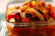 カラフル野菜のラタトゥーユ