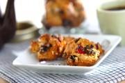 オートミールのドロップクッキー