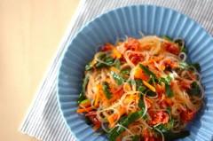 韓国風春雨サラダ