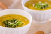 ホタテのコーンスープ