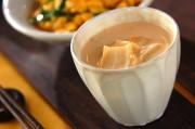 ジャガイモのキムチ豆乳汁